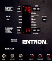 entron three phase control